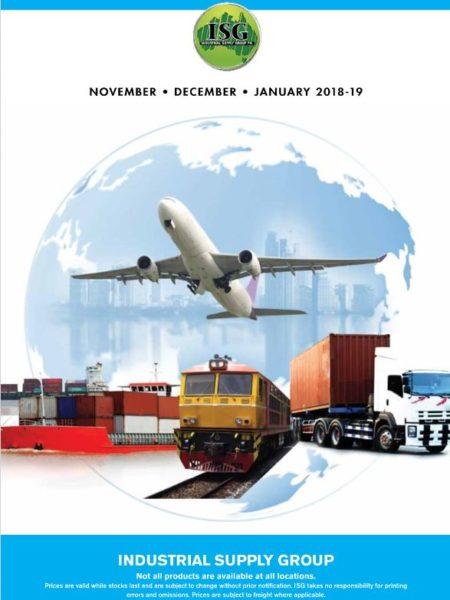 ISG Catalogue November 2018